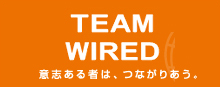 TEAM WIRED